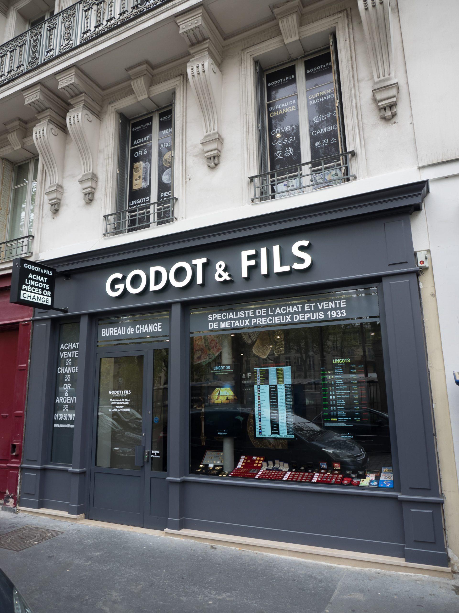 Godot et Fils Agence de Versailles