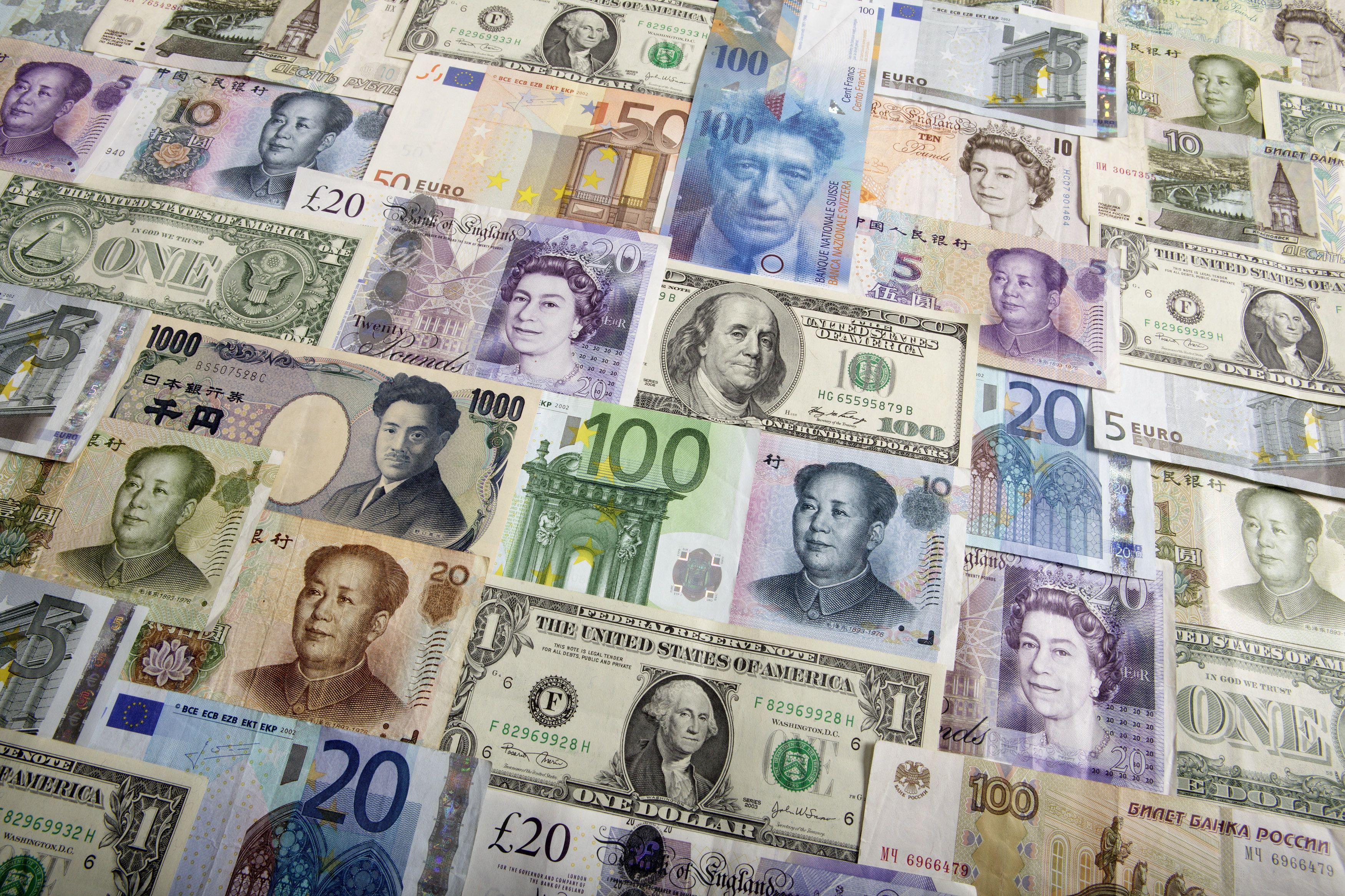Effectuer un change de devises dans les yvelines godot fils