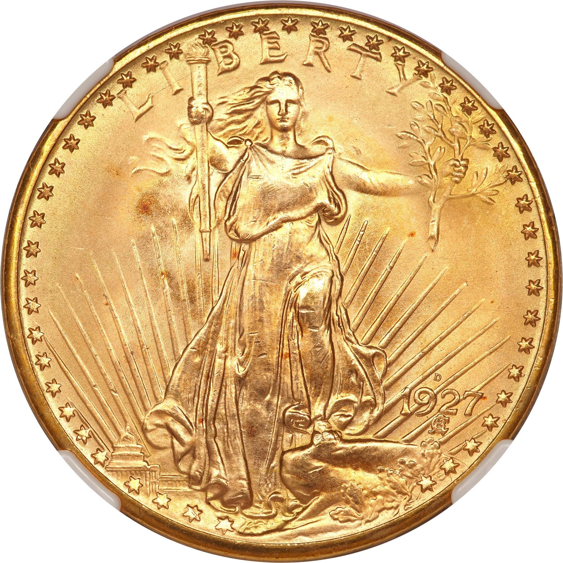 20 dollars or: un placement à long terme