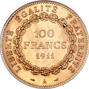 100 Francs or Godot & Fils