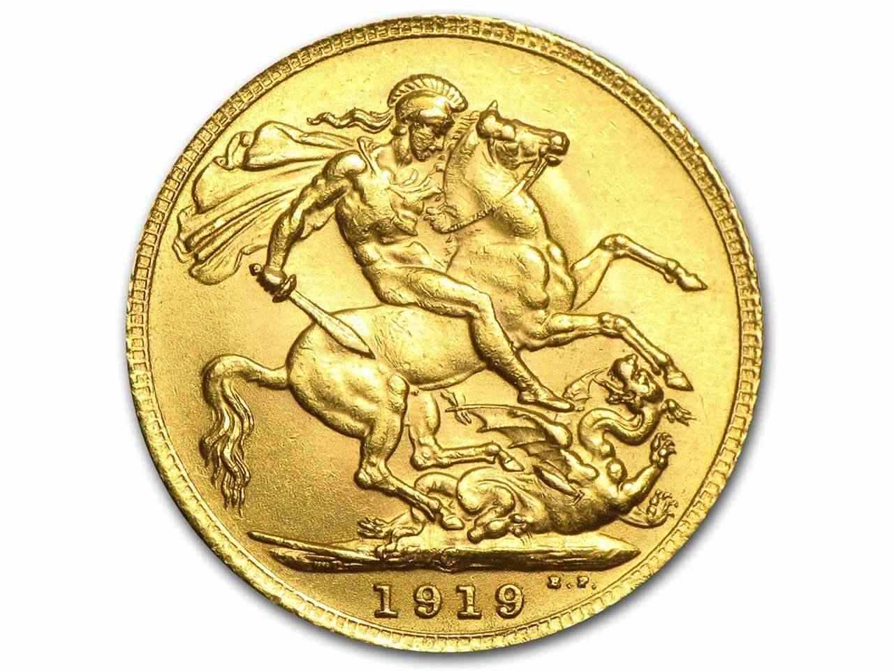 Le souverain : une des pièces d'investissement les plus emblématiques