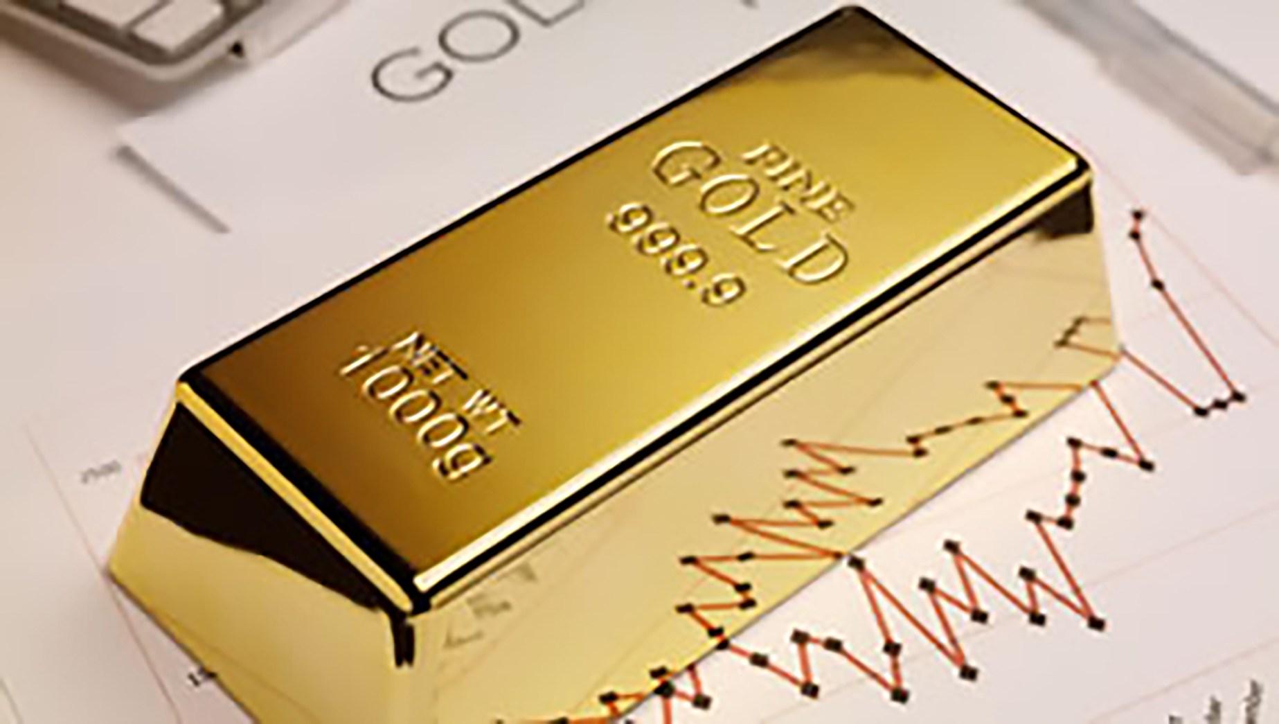 Rebond des cours de l'or vers 1 292 dollars