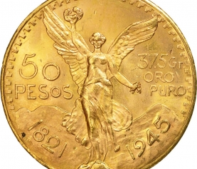 Investir dans les pièces de 50 pesos
