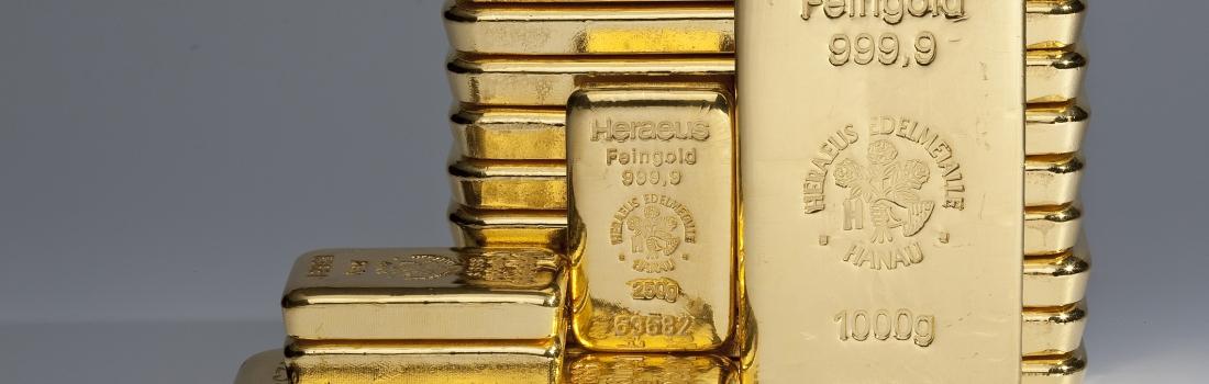 Acheter des lingots d'or à Versailles
