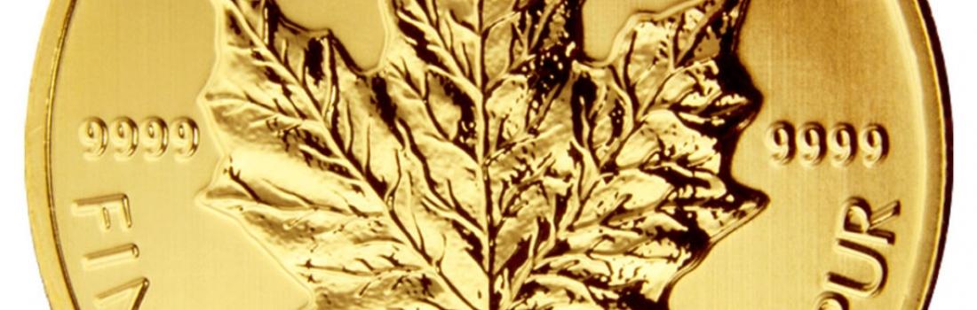 Investir dans les Maple Leaf 1 oz or