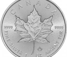 Investir dans les Maple Leaf argent