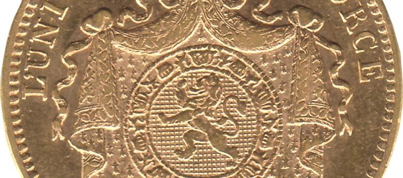 Acheter des pièces de l'Union latine