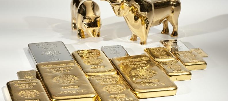 Opter pour les lingotins en or à Versailles